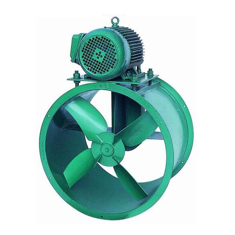 GD30K2-11 Axial Blower Pipeline